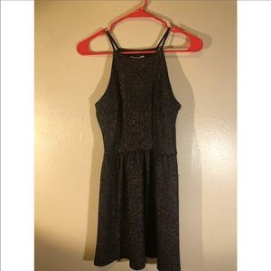 Candice's Glitter Party Dress NWT